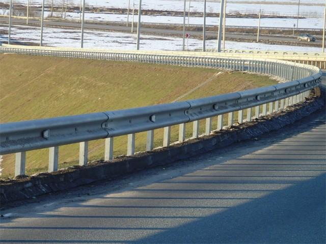 Дорожные ограждения как один главных элементов безопасности водителей