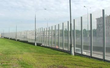 HTMC шумозащитные панели