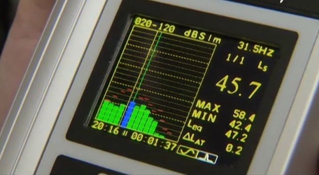 Измерение шумовых характеристик