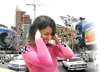Области применения шумозащитных экранов