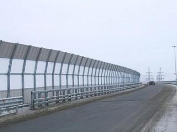 Принципиальная конструкция шумозащитных панелей
