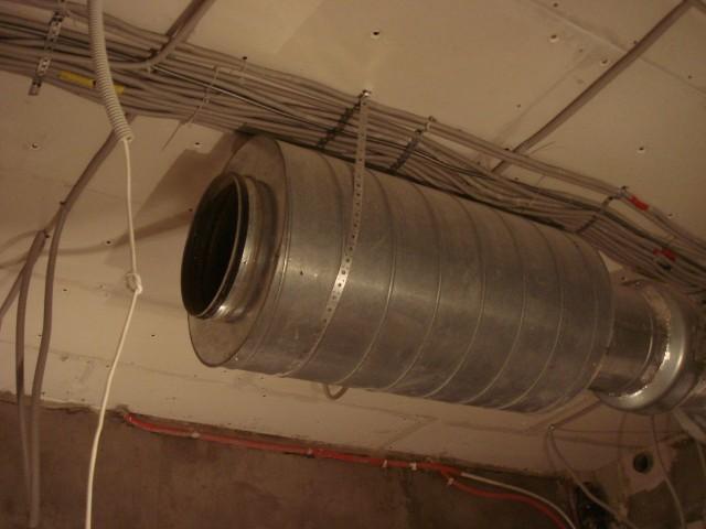 Звукоизоляция инженерного оборудования